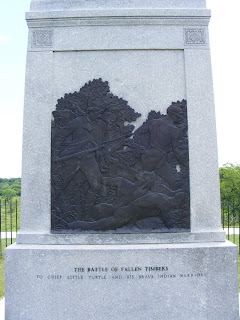 Chief Little Turtle, Fallen Timbers