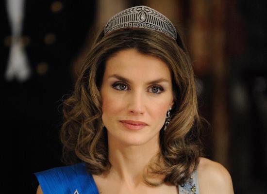 princess letizia wedding pictures. Letizia, Princess of Asturias