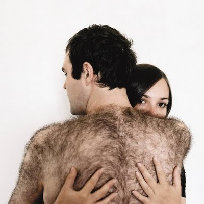 get a hairy back