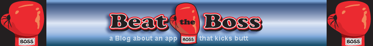 Beat the Boss Blog