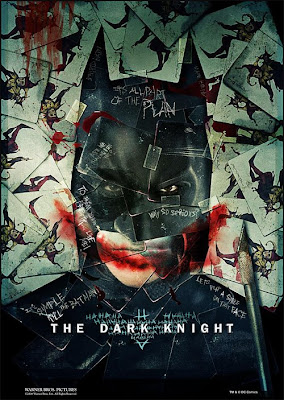 the dark knight poster, batman