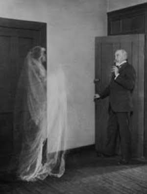 ghost and demonic sightings highest in 25 years