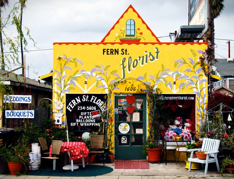 Fern St. Florist; click for previous post