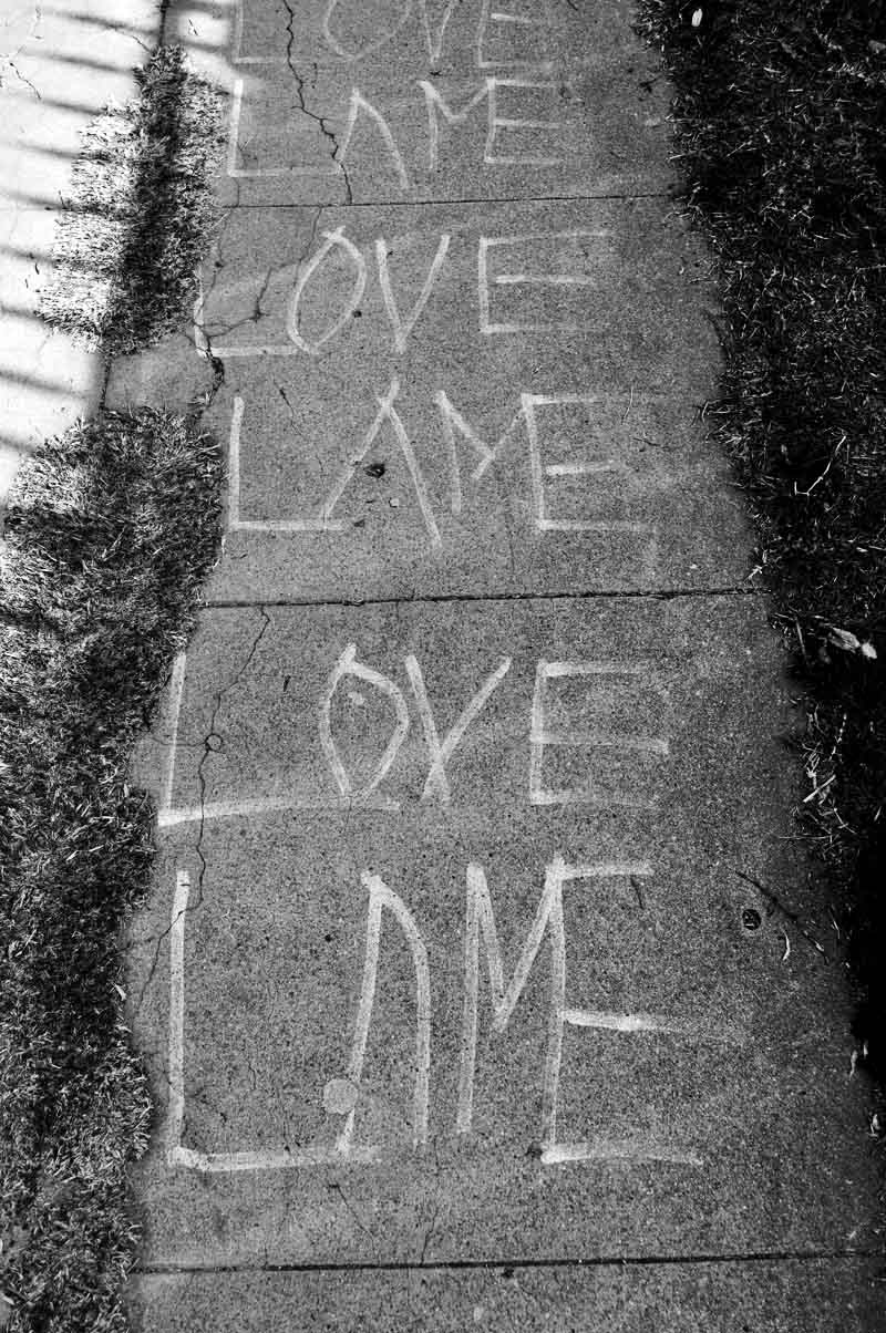 Lame love; click for previous post