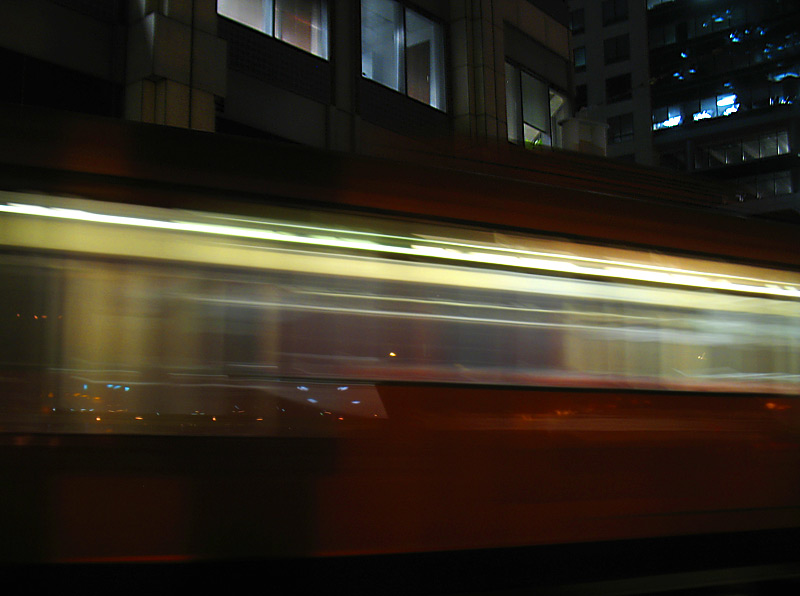 Night train; click for previous post