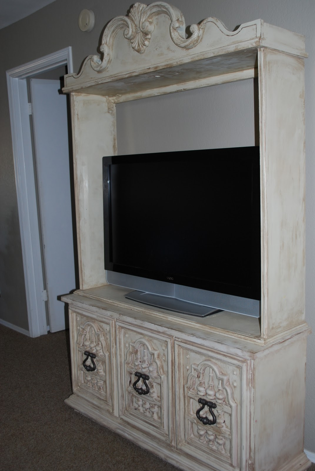 by with saved room screens hutch armoires doors you the fold bi tv much open for can how flat is pin see