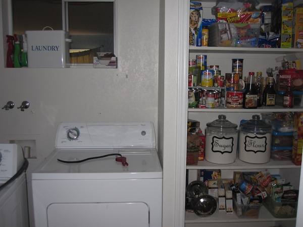 My Laundry Room Before and After!
