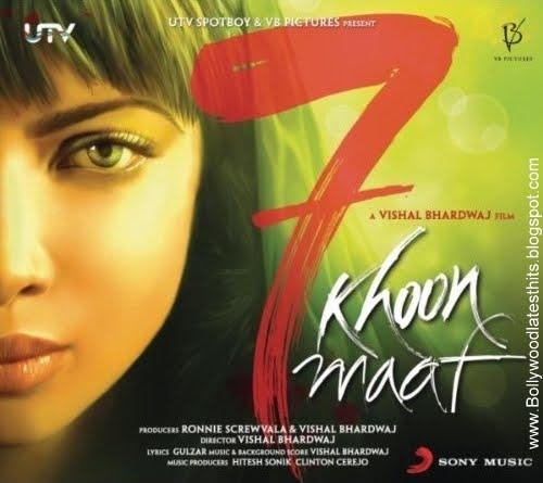 Khoon Maaf Movie Song Download