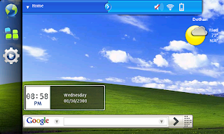 WinXP theme