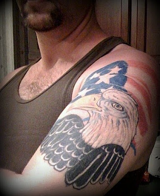 Eagle Arm Tattoo Designs