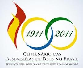 Centenário da Assembléia de Deus