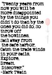 motivational quote mark twain