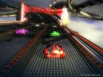 Racing Game Sky Track Download Now img