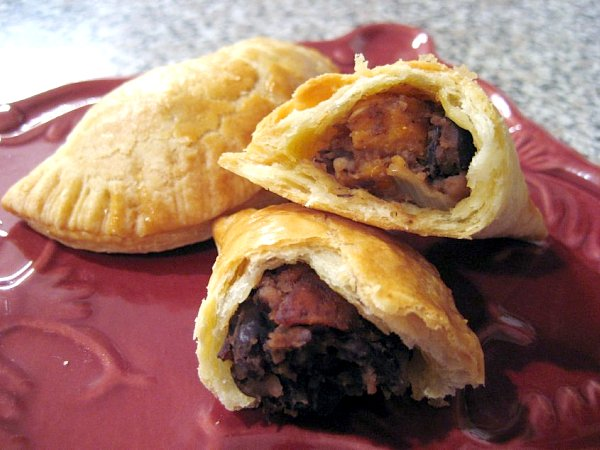 Mission: Food: Sweet Potato-Black Bean Empanadas