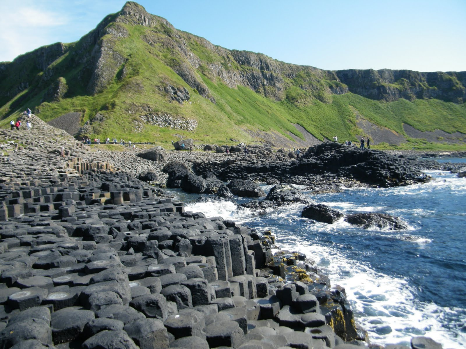 Balnacra Arts- Photos: giants causeway