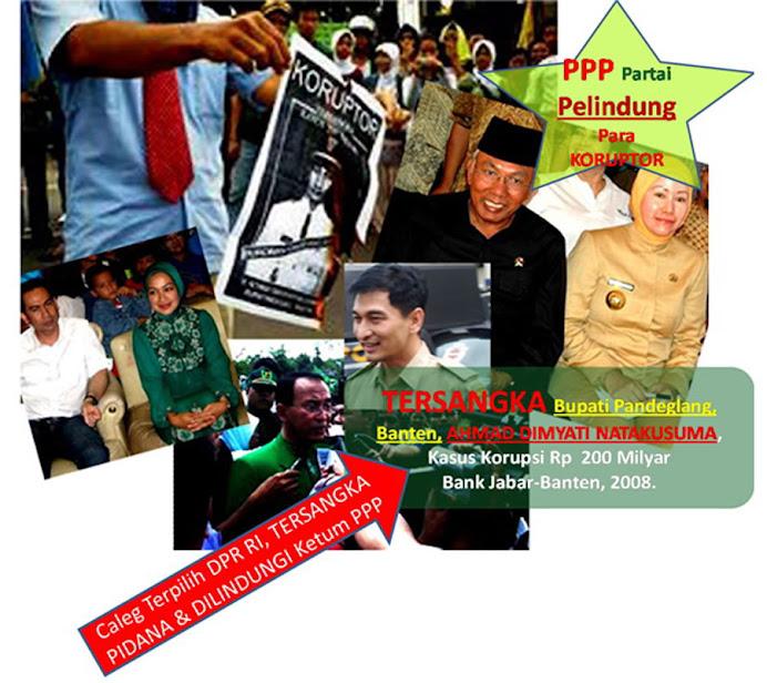 PPP adalah (Partai Para Penyamun)