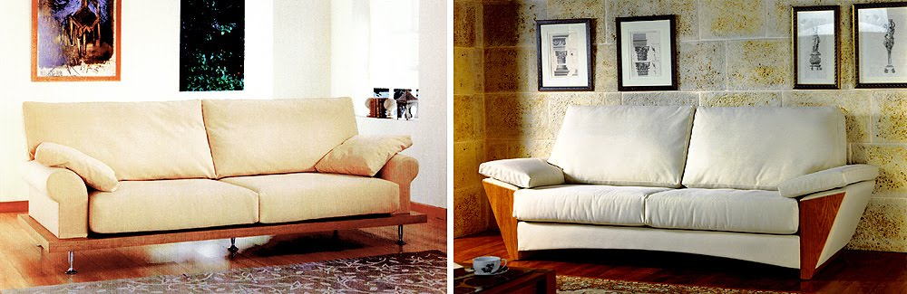 NATURE and TRIAL Sofa. Design by Somerset Harris