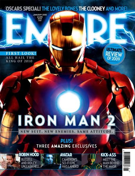 Homem de Ferro 2 - 2010