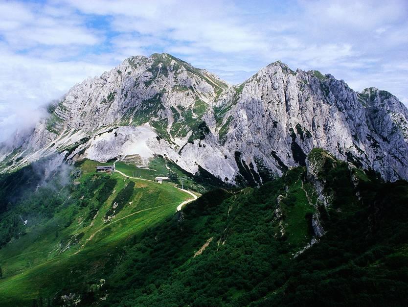 Nicholas Alsis Climbing Trails