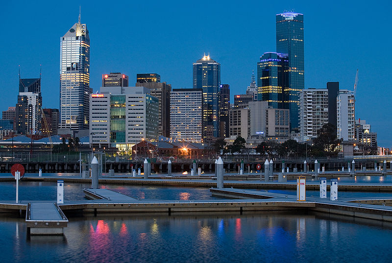 Discover Beautiful Cities Of The World World Famous City Melbourne Australia