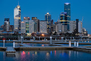 World Famous City, Melbourne, Australia (px melbourne docklands twilight)