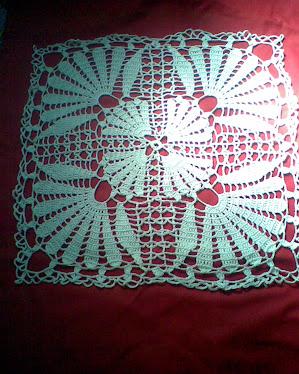 un motif:palmier pour couvre-lit