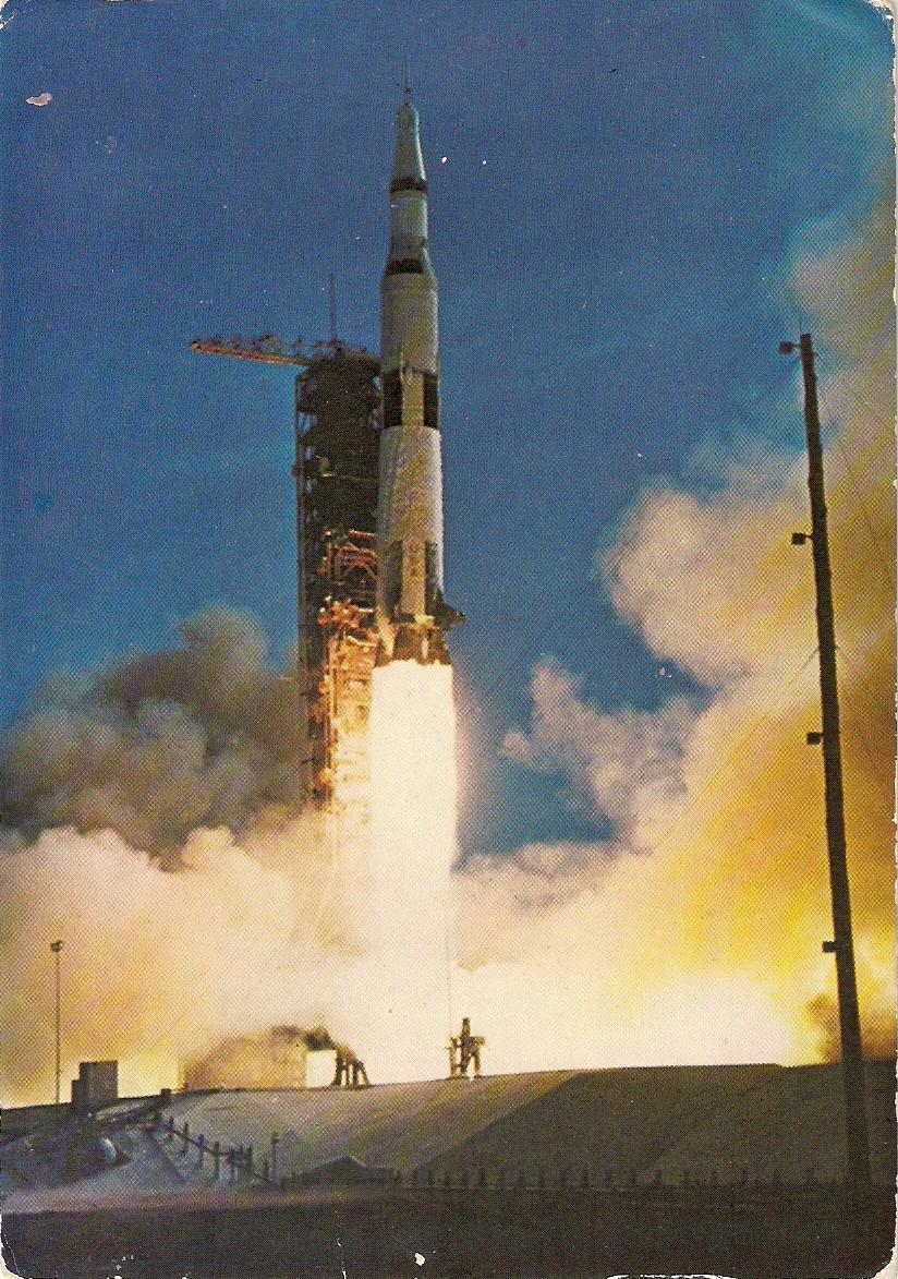 where did apollo 7 launch - photo #7