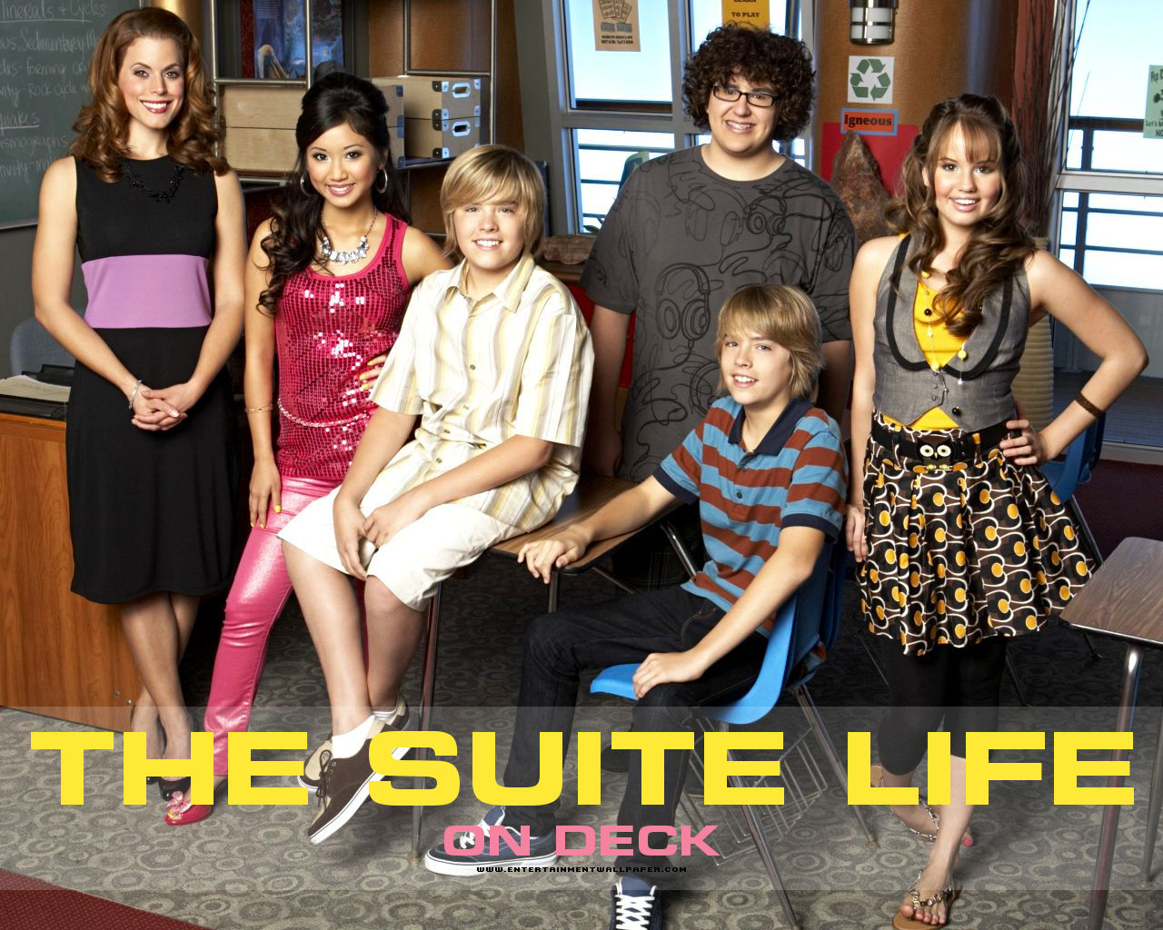 Suite Life On Deck