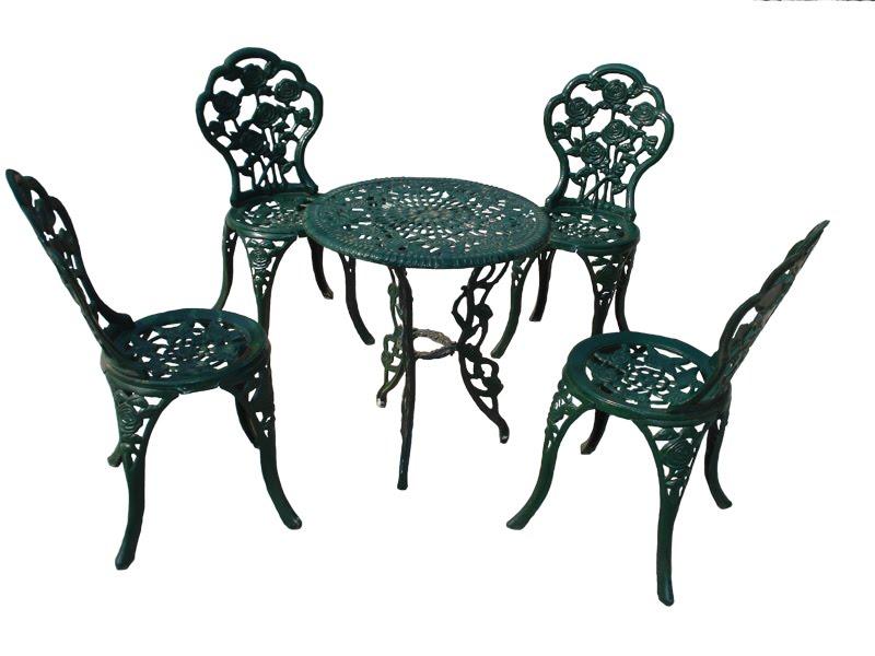 DON JULIAN HORNO HIERRO FUNDIDO CALOR ENVOLVENTE: muebles de jardin ...