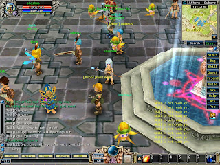 GodsWar Online screenshot