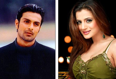 Actress Ameesha Patel disapproves of brother Ashmit Patel's choice of Veena