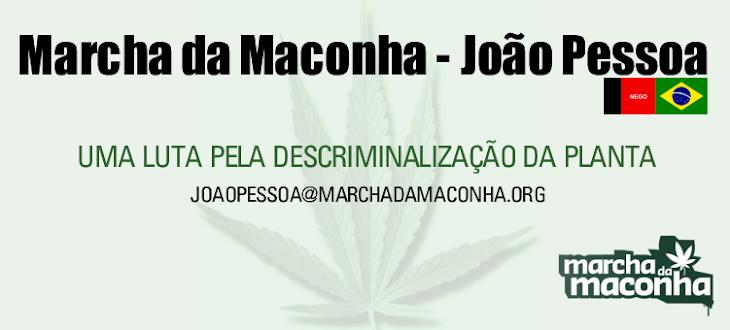 MARCHA DA MACONHA - PARAÍBA