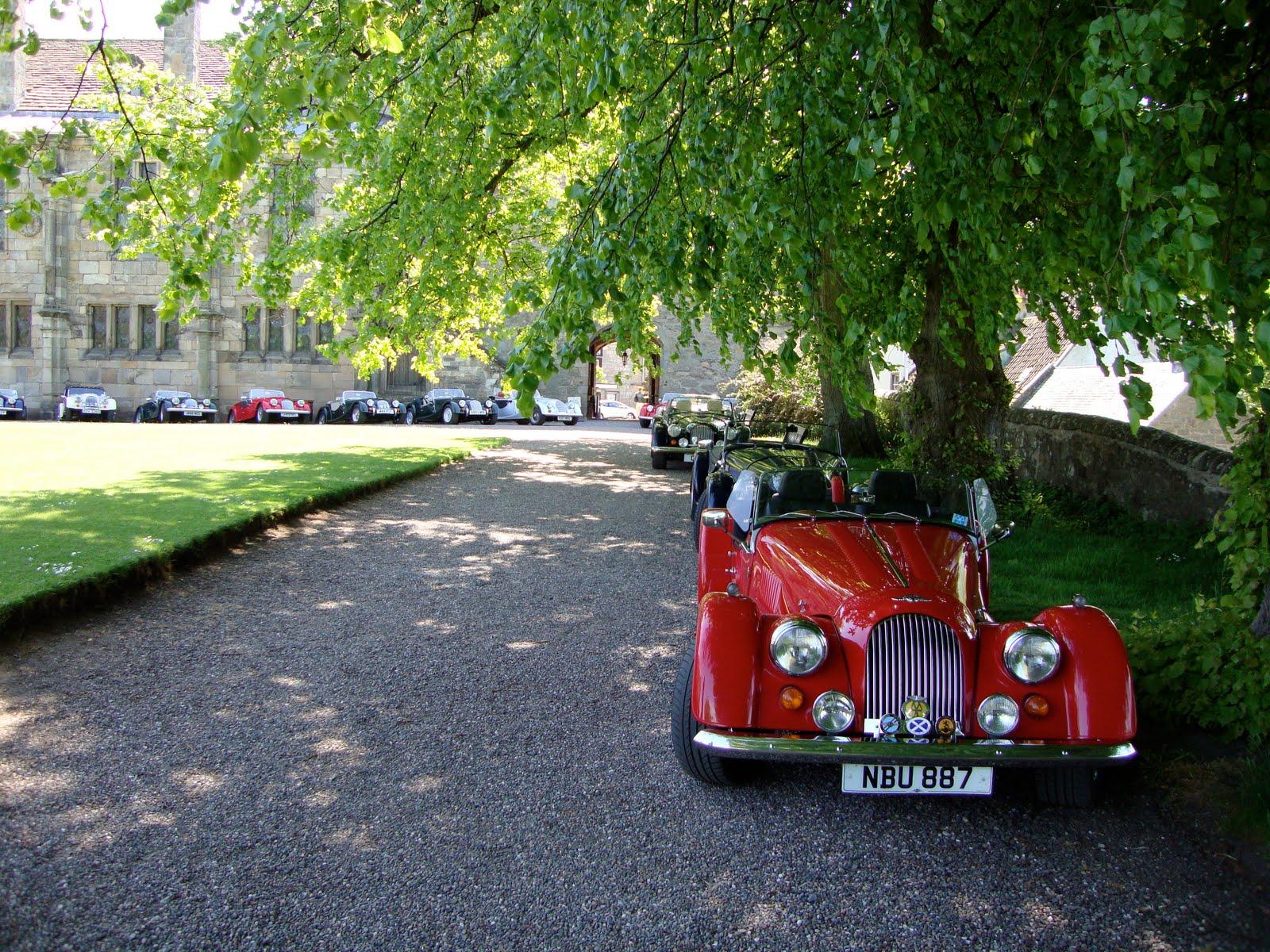 1940 Morgan Cars