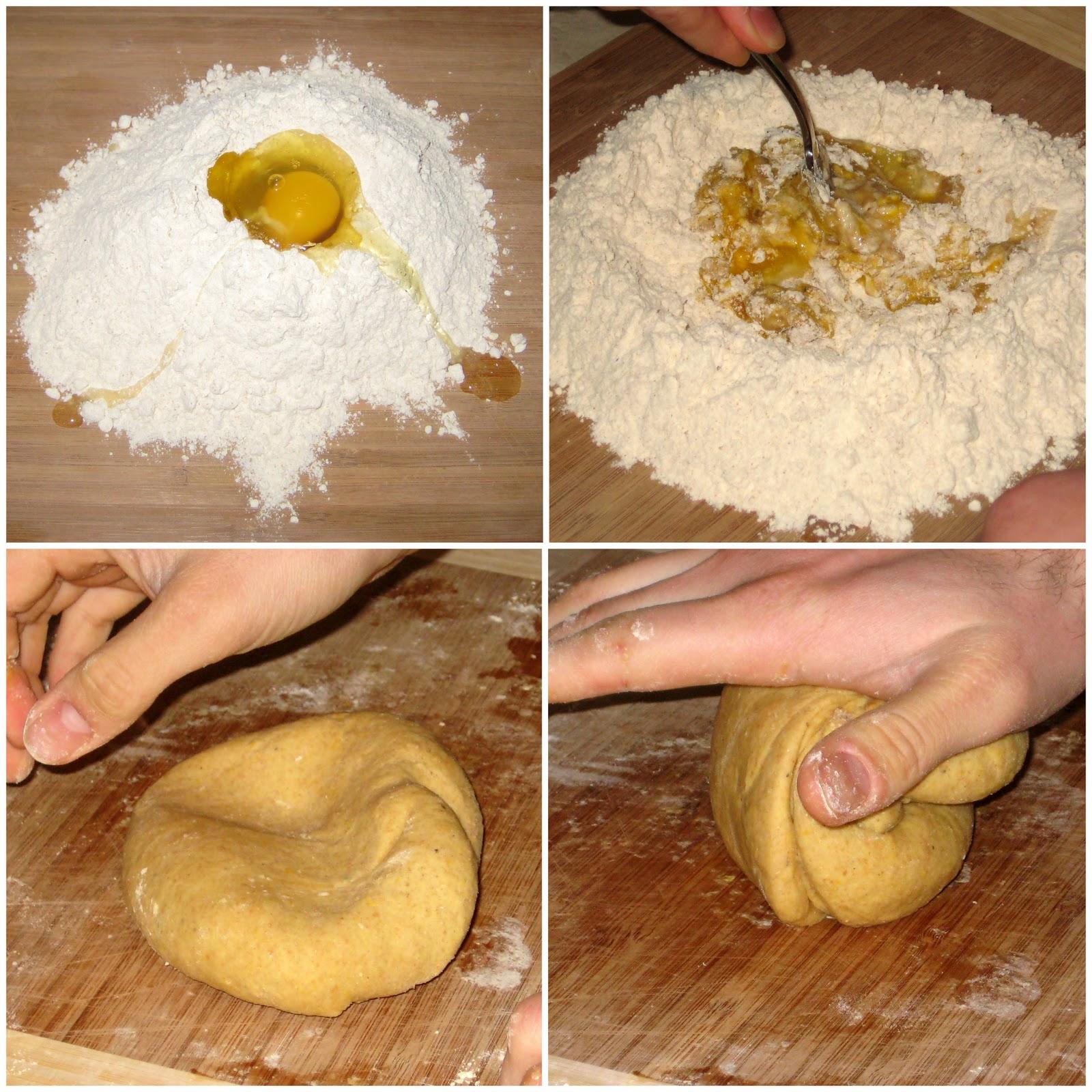 Homemade multigrain pasta recipes