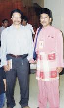 YEOP & PROF. DR. BURHANUDDIN YEOP MAJLIS