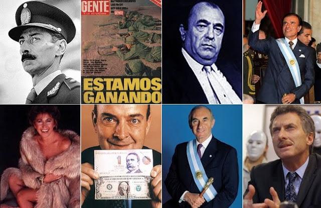 La Grandes mentiras de los politicos Argentinos