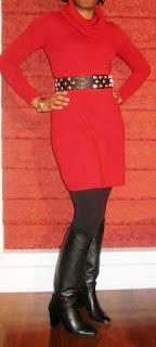 Chic Winter Dressing