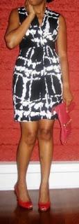 Black, White, Summer Chic