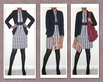 Transition-into-Fall Work Outfit