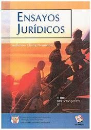 """Libro """"Ensayos Jurídicos"""""""