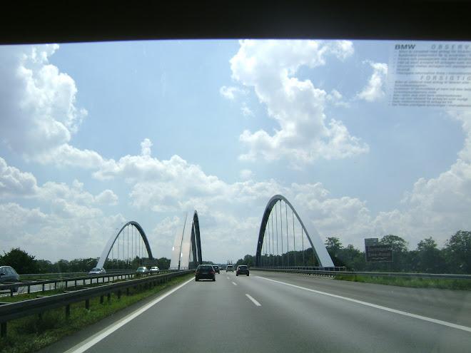 สะพานในประเทศเยอรมันนี