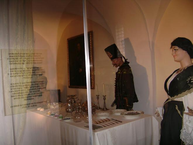 โต๊ะทานอาหาร ของกษัตรย์ สมัยก่อน ในประเทศเยอรมัน