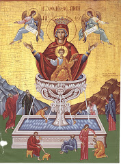 Izvorul Tămăduirii - Hramul Paraclisului şi Fântânii