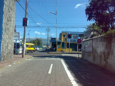 jefatura transito quito: