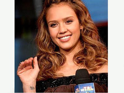 Jessica Alba Tattoo Meaning. Jessica Alba has a lot of
