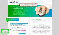 тук въведете кода от емаила neobux регистрация