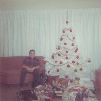 Brian at Christmas 1967