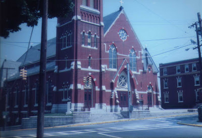Precious Blood Catholic Church - Woonsocket 1985