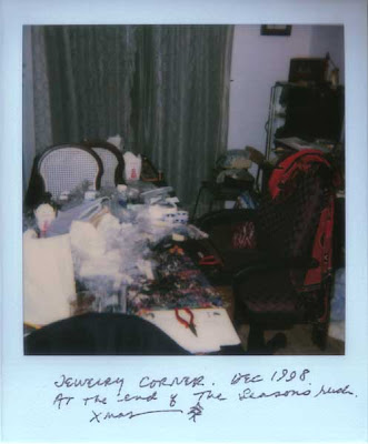 Diane's Jewelry Corner - December 1998