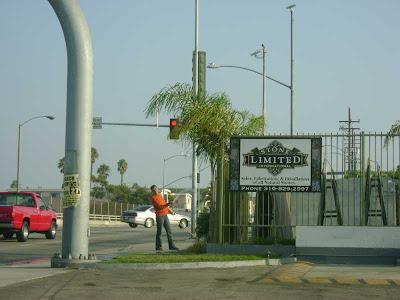 Cloverfield & 10 Freeway